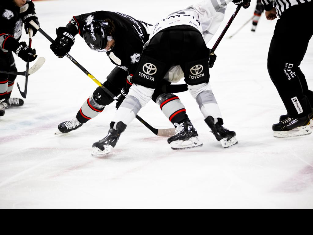 Importance of ice skates and some other ice hockey equipment during an ice hockey match