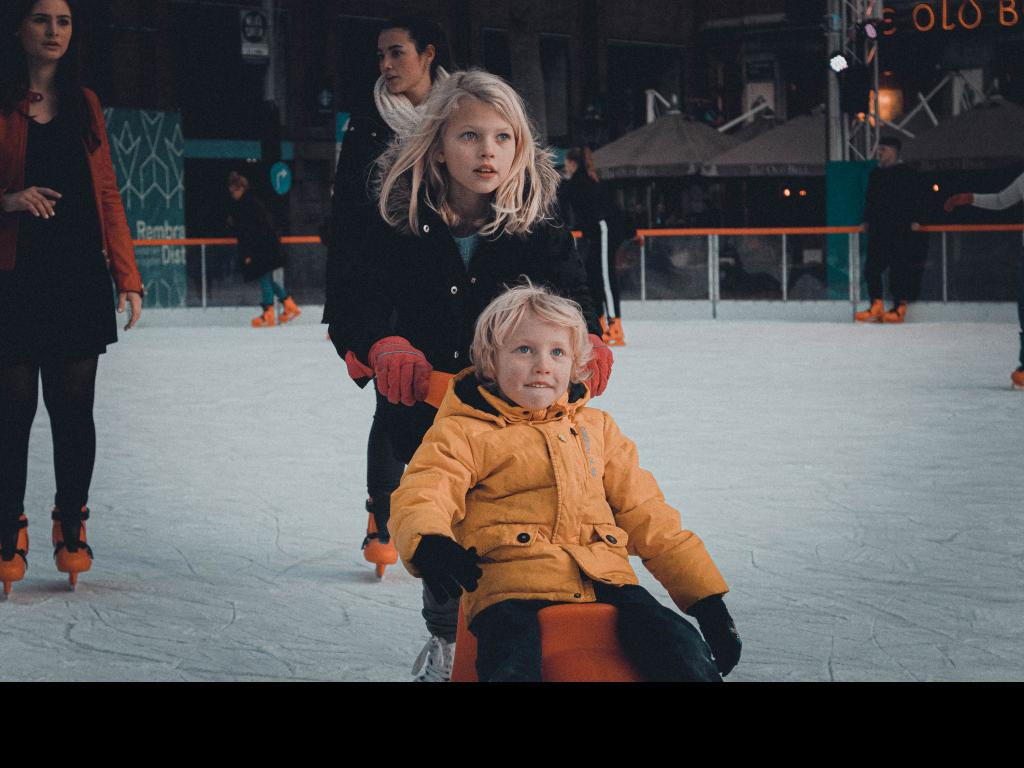 The different types of ice skating